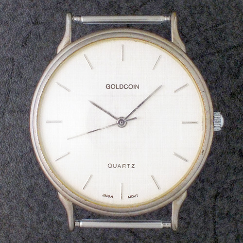 GOLDCOIN – ゴールドコイン 腕時計