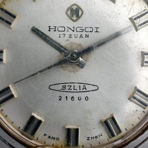 「紅旗(HONGQI)」機械腕時計